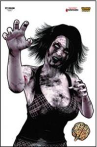 Roxie Zombie Target