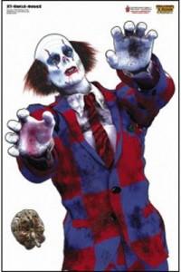 Uncle Huggz Zombie Target